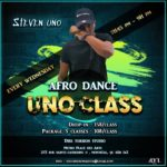 Afro Danse avec Steven Uno
